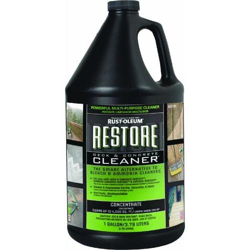 Rust-Oleum Restore Deck and Concrete Cleaner