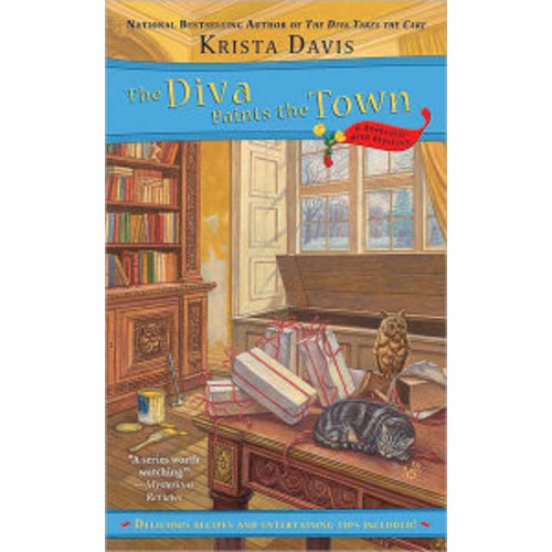 The Diva Paints the Town (Domestic Diva Series #3)