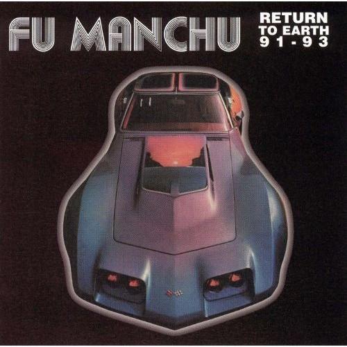 Return to Earth 1991-1993 [CD]