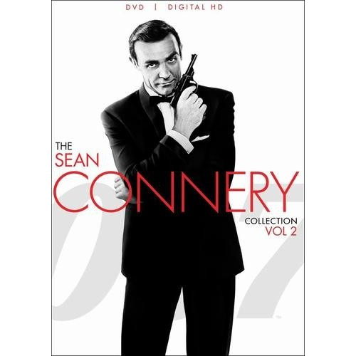 007 The Sean Connery Collection 2 (DVD)
