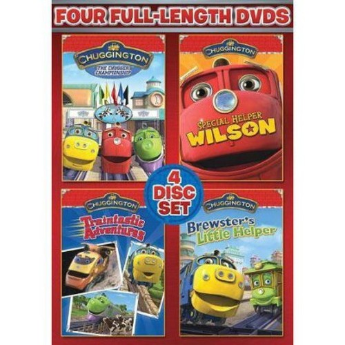 Chuggington (DVD)