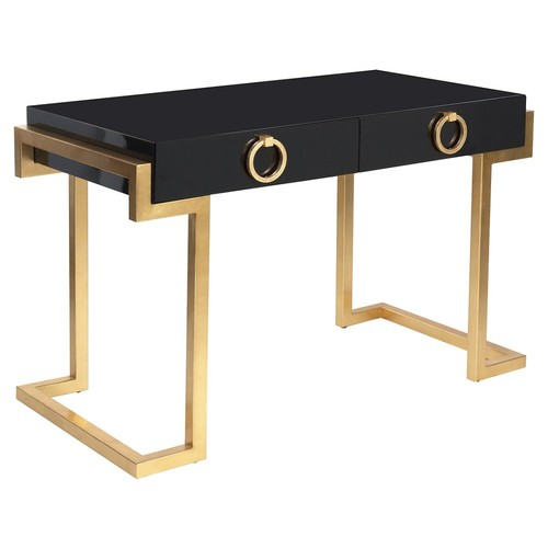 Walsh Desk, Black/G