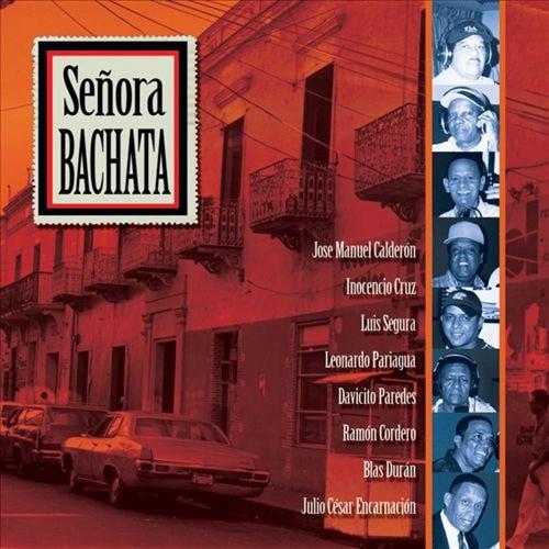 Seor Bachata [CD]