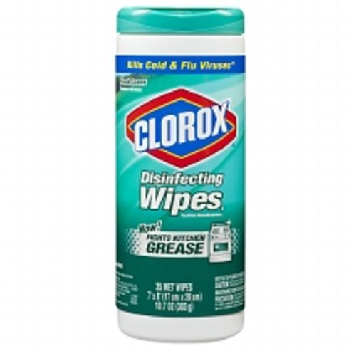 Clorox Disinfecting Wipes Canister Fresh Scent, Fresh Scent