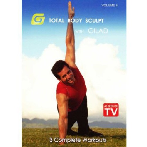 Gilad: Total Body Sculpt Workout, Vol. 4