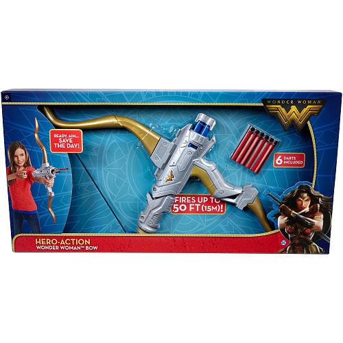 DC Wonder Woman Hero Play - Action Bow