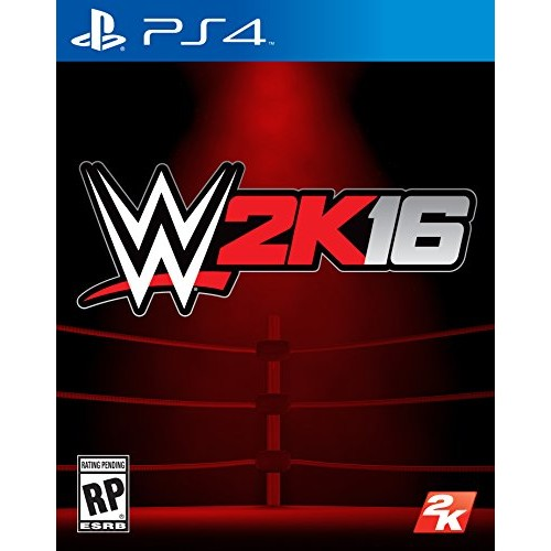 WWE 2K16 - PlayStation 4 [Disc, Standard, PlayStation 4]