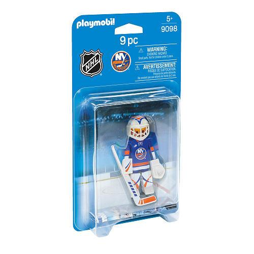 Playmobil NHL New York Islanders Goalie Figure