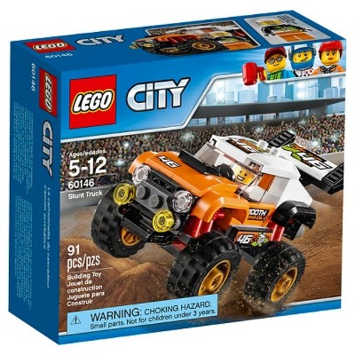 LEGO City Great Vehicles Stunt Truck (60146)