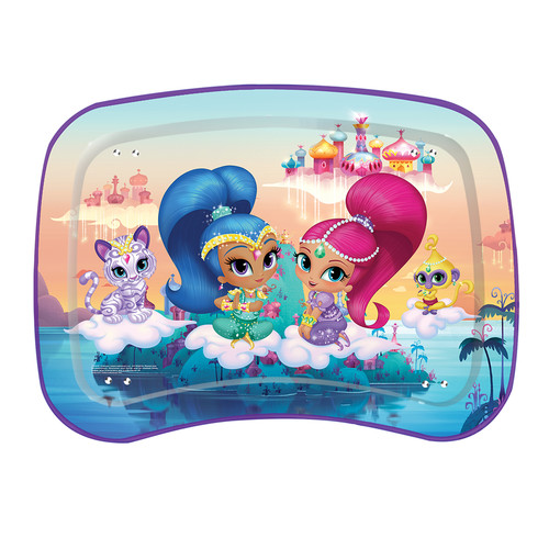 Nickelodeon Kids Snack and Play Shimmer and Shine Tray