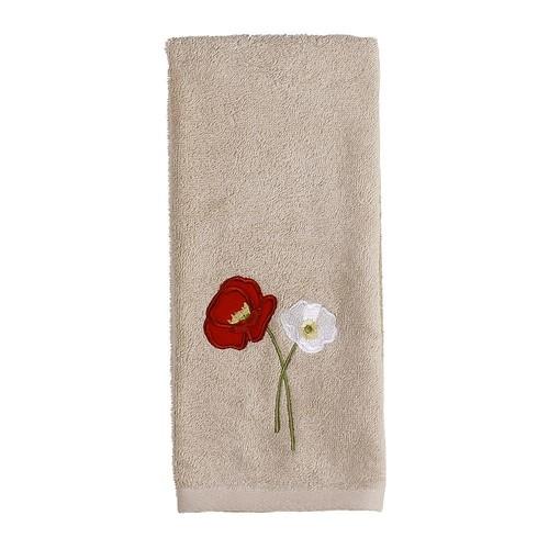 Saturday Knight, Ltd. Poppy Field Hand Towel