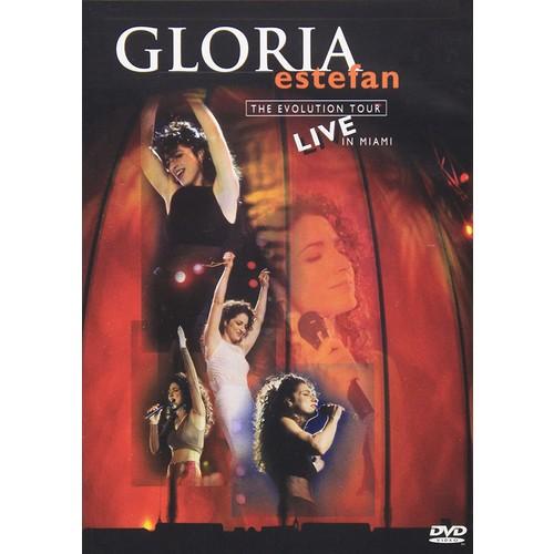 Gloria Estefan: Live in Miami - The Evolution Tour