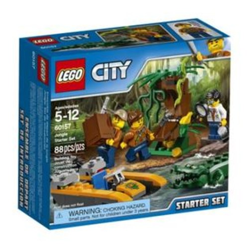 LEGO Jungle Starterb Set City