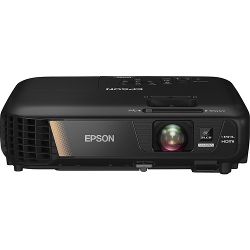 Epson - EX9200 Pro Wireless WUXGA 3LCD Projector - Black