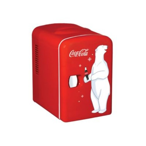 Coca-Cola Personal Fridge in Red