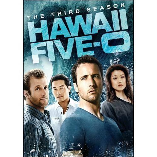 Hawaii Five-0: The Third Season [6 Discs] [DVD]