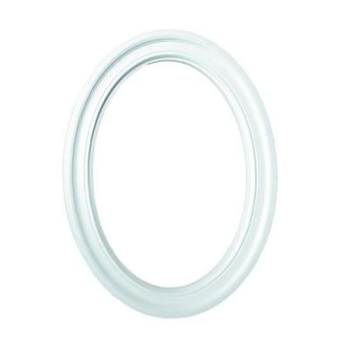 Fypon 36-1/16 in. x 24-1/8 in. x 1-3/4 in. Polyurethane Decorative Oval Trim
