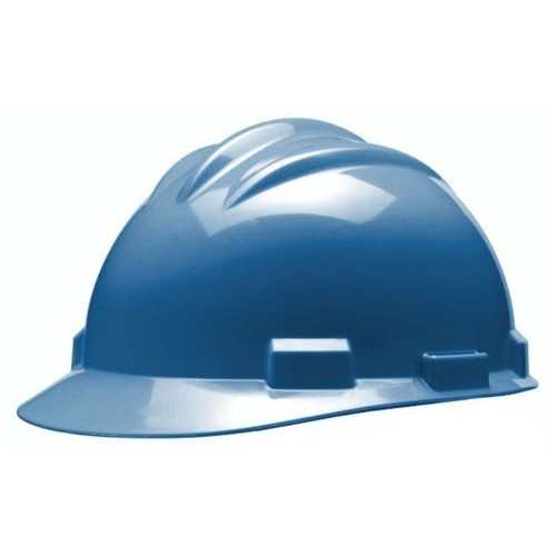Bullard 61KBR Standard Series Cap Style Hard Hat, 4 Point Suspension Ratchet, Cotton Brow Pad, Kentucky Blue, One Size