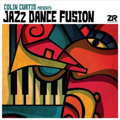 Colin Curtis - Colin Curtis Presents Jazz Dance Fusi (CD)