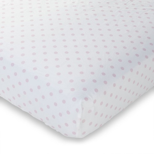 Summer Infants Crib Sheet - Dots