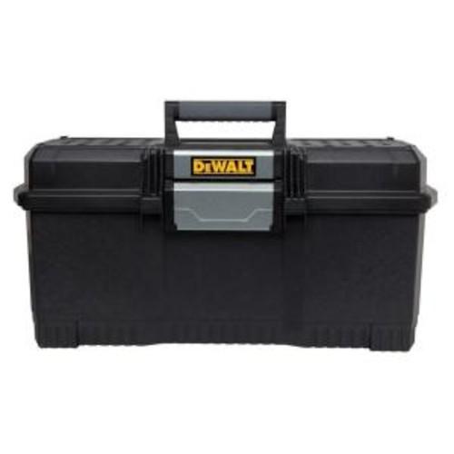 DEWALT 24 in. 1-Touch Latch Tool Box