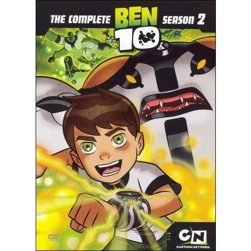 Ben 10: The Complete Season 2 (Full Frame)