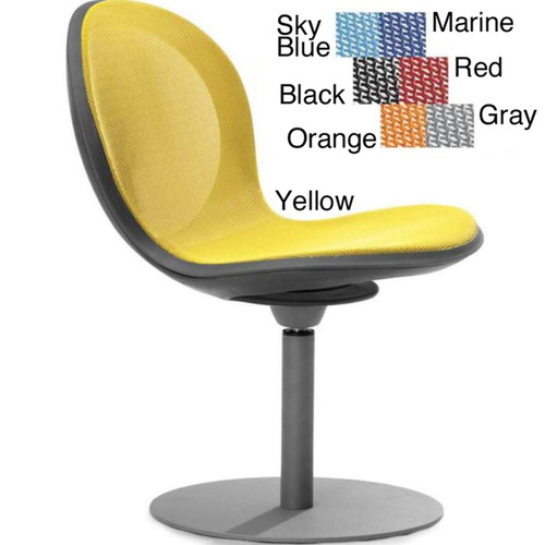 OFM NET Series Swivel Chair [option : Black]