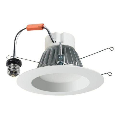 Duracell 5/6 in. Soft White 13-Watt Recessed LED Down Light Kit