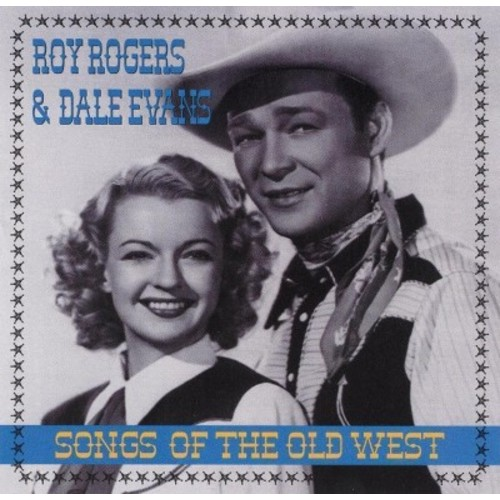 Songs of the Old West [CD]