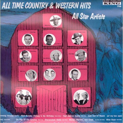 Vol. 2-All-Time Country & West CD (1990)