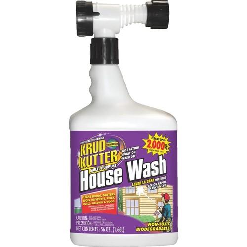 KRUD KUTTER HW32H House Wash, 32-Ounce