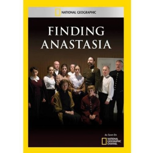 National Geographic: Finding Anastasia (DVD)