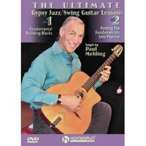 The Ultimate Gypsy Jazz/ Swing Guitar Lesson [DVD]