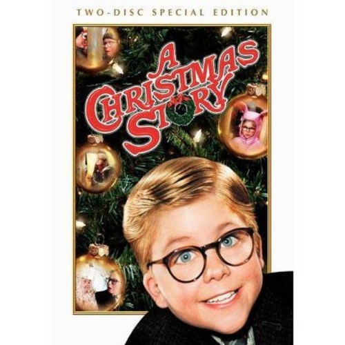 Christmas story special edition (DVD)