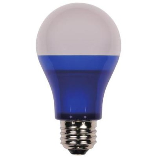 Westinghouse 40W Equivalent Blue Omni A19 LED Indoor/Outdoor Party Light Bulb