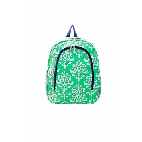 Bloom Damask Backpack Bag
