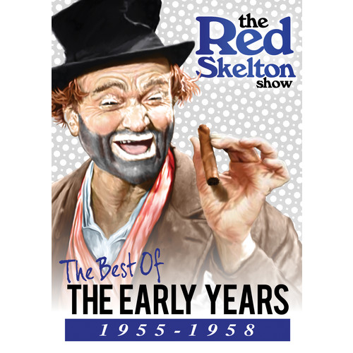 The Red Skelton Show: The Best of the Early Years (1955-1958) [DVD]