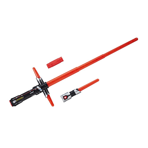 Star Wars: The Last Jedi Bladebuilders Electronic Lightsaber Role Play - Kylo Ren