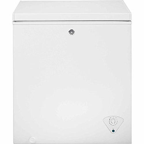 GE FCM5SKWW 5.0 cu. ft. Manual Defrost Chest Freezer