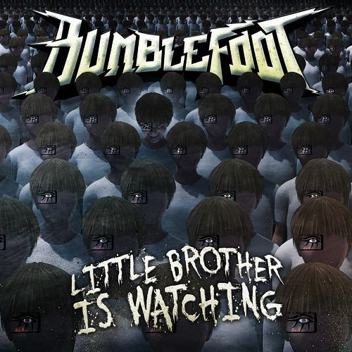 Little Brother Is Watching [CD]