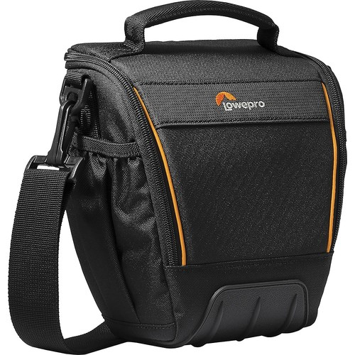 Adventura TLZ 30 II Top Loading Shoulder Bag (Black)