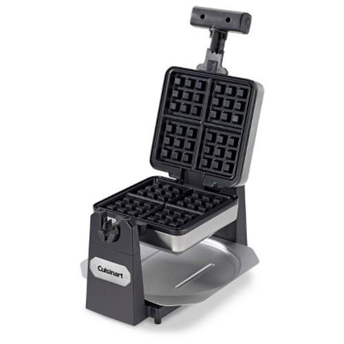 Cuisinart 4 Slice Belgian Waffle Maker - Stainless Steel WAF-F15