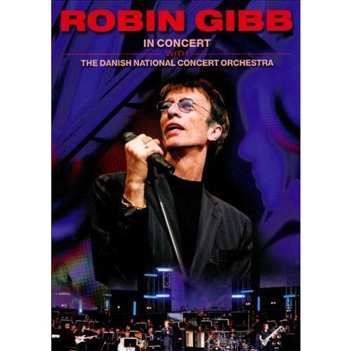 In Concert With the Danish National Concert Orchestra [DVD]