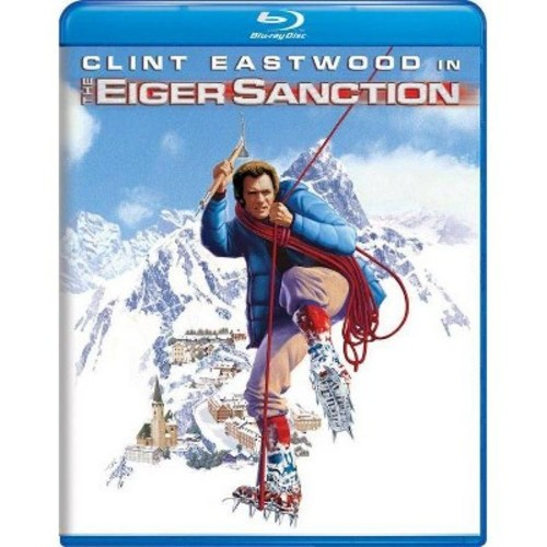 The Eiger Sanction (Blu-ray Disc) [The Eiger Sanction Blu-ray Disc]