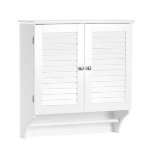 RiverRidge Home Ellsworth 2-Door Wall Cabinet, White
