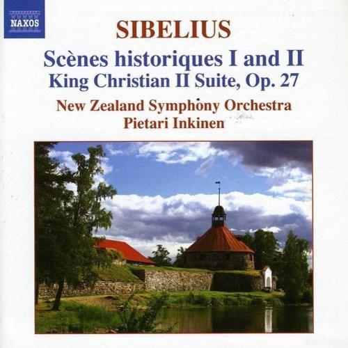 Sibelius: Scnes historiques 1 & 2; King Christian II Suite, Op. 27 [CD]
