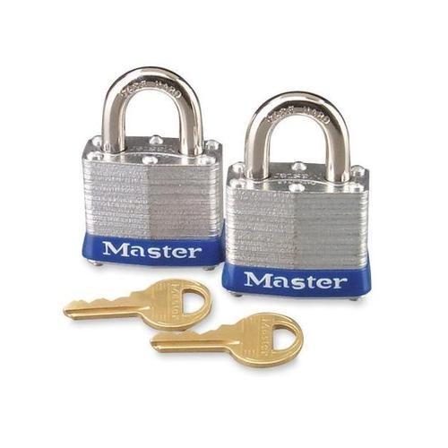 Master Lock High Security Keyed Padlock MLK3T