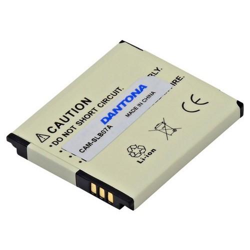 Denaq - 720 mAh Li-Ion Battery Samsung PL150 ST100 ST50 ST500 ST550 ST600 TL100 TL205 TL210 TL220 TL225 TL90