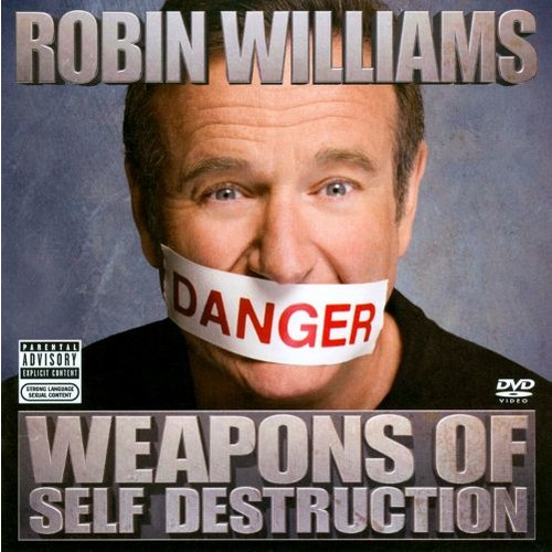 Weapons of Self Destruction [CD & DVD] [PA]