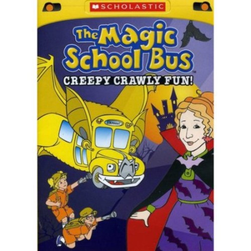 The Magic School Bus: Creepy Crawly Fun! [DVD]
